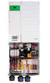 wiring diagram inverter schneider wiring image xw ac coupled pre wired inverter