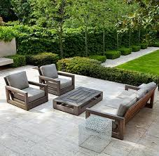trendy outdoor furniture. gardenlink ltd contemporary town garden trendy outdoor furniture