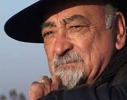 El cantor y compositor Argentino Luna, que describió en sus canciones la vida y costumbres del gaucho argentino ... - ep002587_1