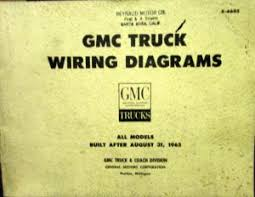 1966 gmc pickup truck 1000 1500 2500 3500 owners manual suburban panel 1966 gmc dealer electrical wiring diagram service manual all truck models