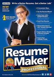 Top 5 Best Resumemaker Professional Deluxe 19 Download Software
