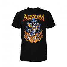 entry levle alestorm entry level party t shirt
