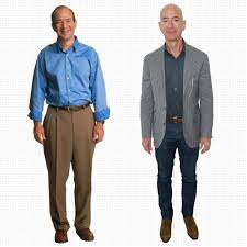 Jeff Bezos Through the Ages: The World ...