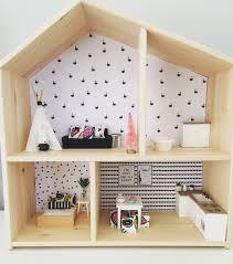 dolls house furniture ikea. Modren Ikea Homemade Dollhouse Furniture New Ikea Flisat Hack Modern  Renovation 1 12 Scale And Dolls House