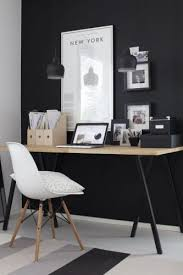 scandinavian office design. plain scandinavian office scandinavian home couleur dcoration maison noir with scandinavian office design