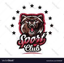 Bear T Shirt Design Design For Printing On T Shirts Aggressive Bear