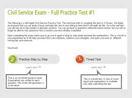 Civil Service Exam Application Form Adorable Canadian Public Service Exam PSC Test Preparation JobTestPrep