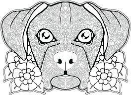 Coloring Pages Of Puppies Coloring Printable Coloring Pages Dogs