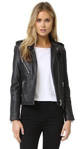 doma leather moto jacket black leather moto jackets fall 2016