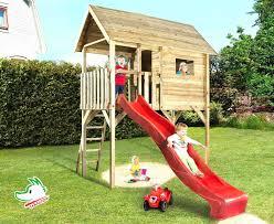 30 Inspirierend Kinderspielhaus Garten Holz
