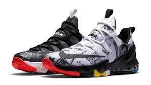lebron james shoes white xiii. nike-lebron-13-low-lebron-james-family-foundation- lebron james shoes white xiii f