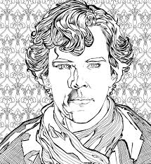 Amazing Free Printable Sherlock Holmes Stories And Tales Coloring