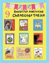9 character trait books