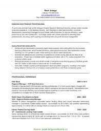 Relationship Manager Job Description Resume Regional Account