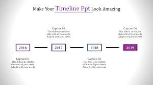 Timeline On Ppt Applied Timeline Ppt