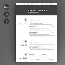 Modern Resume Template Free Download Docx Formidable Cv Template Docx Free Resume