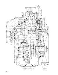 volvo penta md5a diesel marine engine workshop manual note the tightening must be done in three stages first stage 10 nm 1 kpm 7lbft second stage 40 nm 4 kpm 29lbft final stage 70 nm 7 kpm