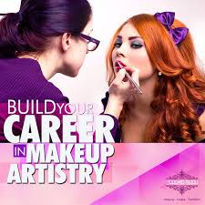 looking to kick start your career as a makeup artist or are interested in pursuing your pion to the next level join our 6 weeks professional m
