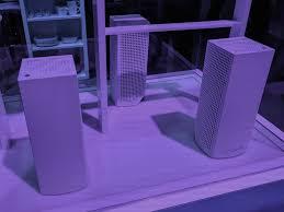 Linksys Velop Pink Light Linksys Velop Wi Fi Networking System Review Best Buy Blog