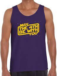 Amazon.com: BBT Mens Star Wars Day, May ...