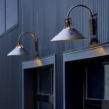 hubbardton forge lighting. Hubbardton Forge Henry Medium Outdoor Sconce - Formplusfunction Lighting I
