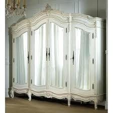 white wood wardrobe armoire shabby chic bedroom. Armoires: White Bedroom Armoire For Medium Size Of Large Wardrobe Closet With Wood Shabby Chic L