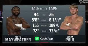 Floyd Mayweather vs Logan Paul Full Fight Video - MMA Root
