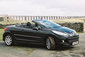 Life On Cars: Fire up the...Peugeot 207 CC