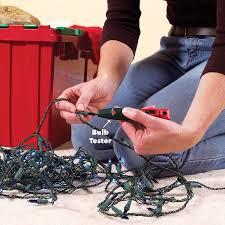 How To Check Christmas Tree Light Bulbs 4 Steps To Fix Broken Christmas Lights Family Handyman