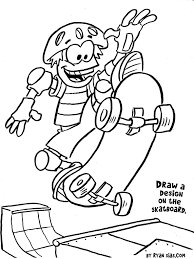 Sports Coloring Pages Printable Futuramame