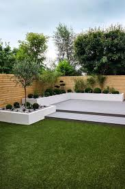Decking Designs For Small Gardens Gorgeous Small Low Maintenance Garden Minimalistic Garden By Yorkshire