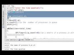 Videos Matching Priority Scheduling Program In C Revolvy