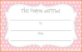 Coupon Template For Word Printable Coupon Template Word Comingoutpolyco 3
