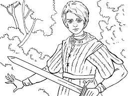 14 Game Of Thrones Coloring Pages Game Of Thrones Coloring Book
