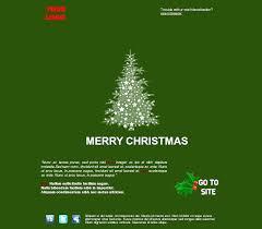 Christmas Ecard Templates Free Electronic Christmas Cards Holiday Email Card Templates Free