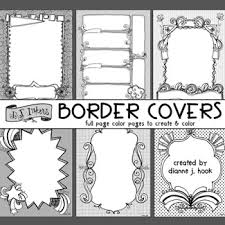 Choose from 1400+ picture frame graphic resources and realistic photo frame vector 3d set square a3 a4 sizes wood blank picture frame hanging on transparent background color cartoon note note picture frame colored border. Print A Fabulous Coloring Page Or Create Your Own With A Swirl Border Saying Dj Inkers