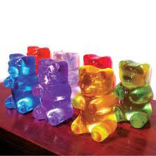 Light Gummy Bears Gummy Bear Light Teacups Couture