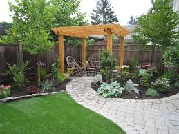 Innovative Landscape Designs For Small Backyards 17 Best Ideas About Small  Front Yard Landscaping On Pinterest