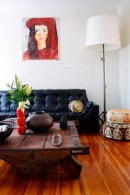 wooden furniture living room designs. (Image Credit: Kyle Freeman) Wooden Furniture Living Room Designs A