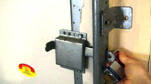 can you open garage door manually
