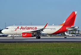 Avianca Airbus A319 Seating Chart N703av Avianca Airbus A319 132 One Of The Airlines Newer A