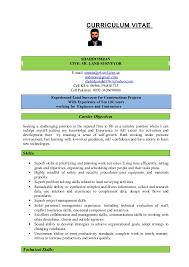 Gallery Of Shahid Resume For Land Surveyor 2 Surveyor Resumes