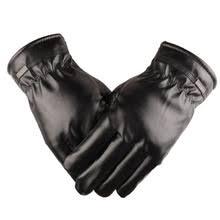 <b>Перчатки</b> из искусственной кожи для мужчин, Осень-зима ...