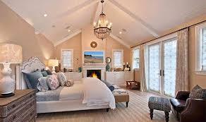 Bedroom Cathedral Ceiling Design