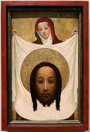 File:Maestro della veronica, santa veronica col sudario, 1420 ca.jpg -  Wikimedia Commons