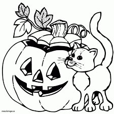 Coloriage Gratuit Halloween En Lignel