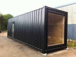 Shipping Container Conversion Window