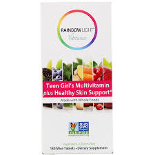 Rainbow Light Vibrance Women S One Reviews Rainbow Light Vibrance Teen Girls Multivitamin Plus