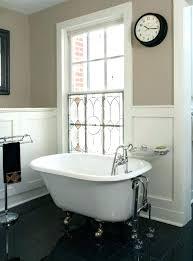 Clawfoot Tub Bathroom Ideas Delectable Clawfoot Tub In Small Bathroom Citizenconnect