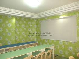 Small Picture vinyl wall paper Tag Archives Blinds Manila Makati Philippines